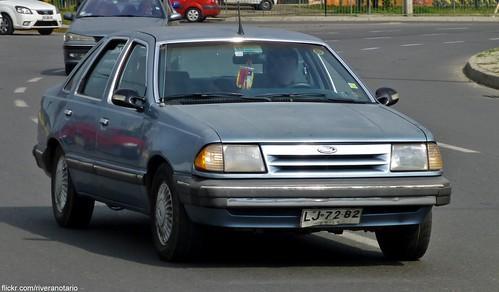 Ford Tempo - Santiago, Chile