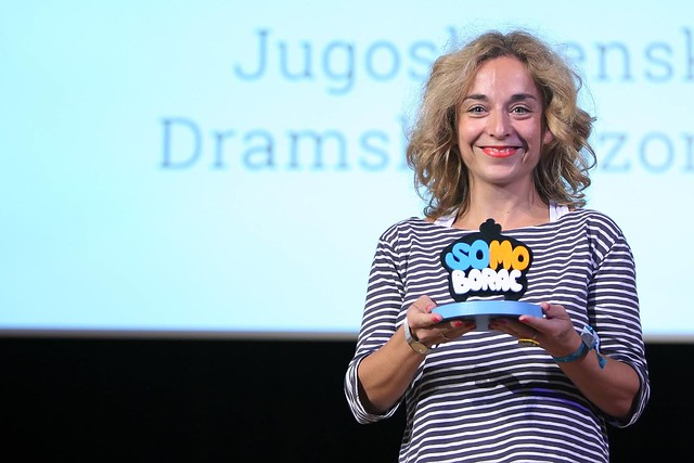 Milena Kvapil, copywriter vo McCann Beograd ja prima nagradata SoMoBorac