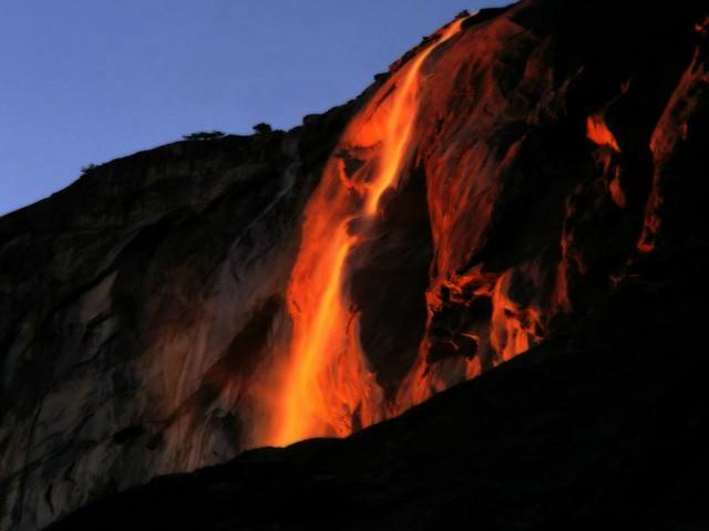 Horsetail, la cascada de fuego 15192251325_353bb0b94a_z