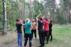 Waldausflug der Tanz-Werkstatt