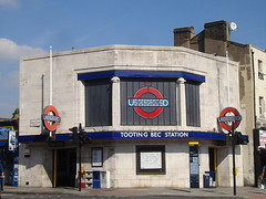 Picture of Tooting Bec Station
