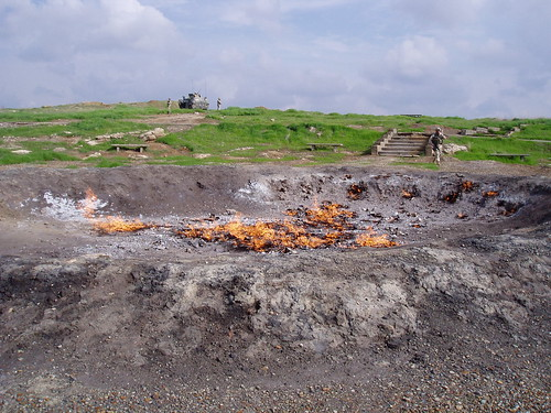 Fire Of Baba Gurgur