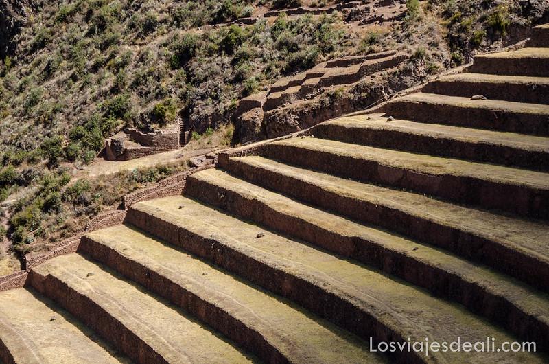 pisac en el valle sagrado de los incas