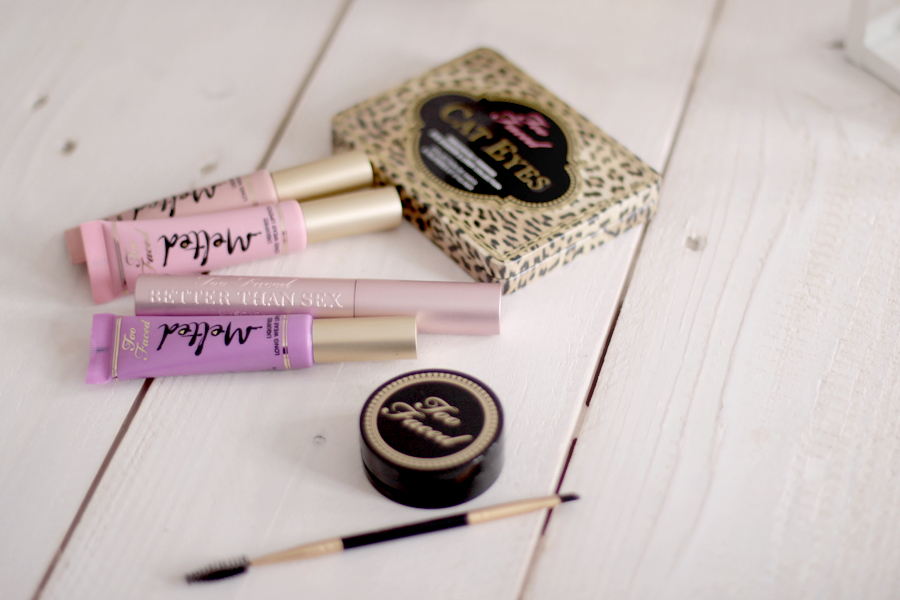 Too Faced Make Up Brand New In Tally Weijl event beautyblogger ricarda schernus CATS & DOGS 5