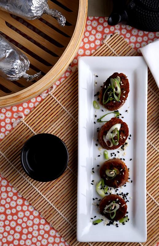 Kimchi-Stuffed Sausages