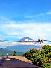 Mt.Fuji 富士山 9/21/2014