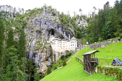 Predjama Castle and Postonja Caves Slovenia
