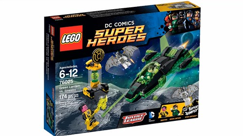 LEGO DC Super Heroes 76025 Box