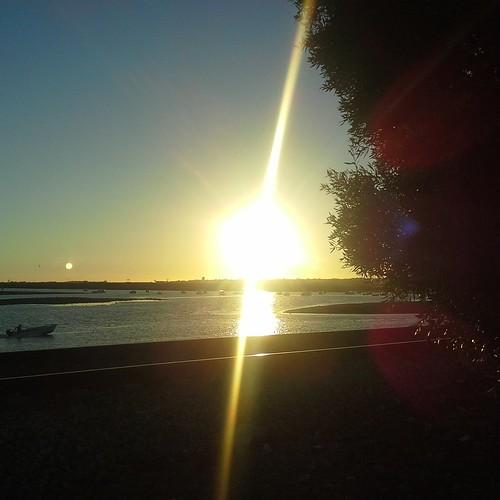Faro: tramonto