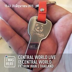 นโยบายส่งเสริมการท่องเที่ยว การท่องเที่ยว มณฑลเสฉวน 2015 |  presentation รวมถึงข้อมูลแหล่งท่องเที่ยว อื่นๆ ของมณฑลเสฉวน อยู่ใน panda key อันนี้นี่เอง #instaplace #instaplaceapp #place #earth #world  #ทราเวิลโปร #travelprothai #thailand #TH #pathumwan #cen