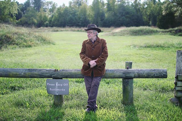 Olavo no battlefield de Carson - Foto: Matheus Bazzo