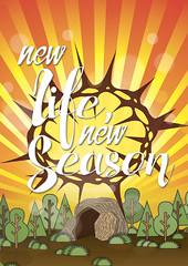 Easter 2017 - New Life! New Season