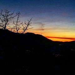 Enjoying a beautiful warm weather #sunset in #parkcity #parkcityut #parkcitygram #parkcityutah #sunsets #mountainview #mountainviews