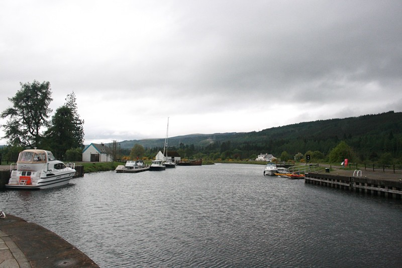 Fort Augustus and the Caledonian Canal (31)