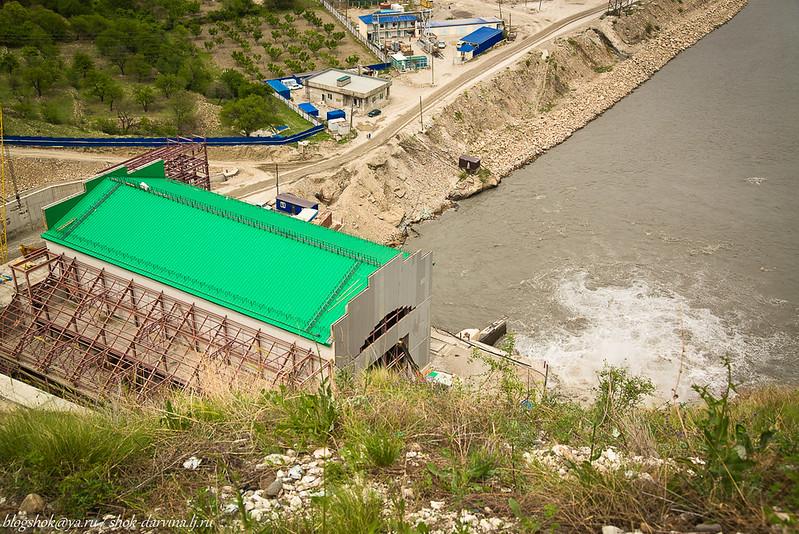Гоцатлинская ГЭС-18