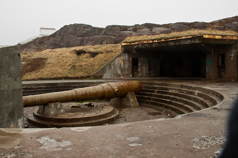 Cape Spear WWII Defenses 3