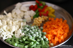 Mixed-veggies