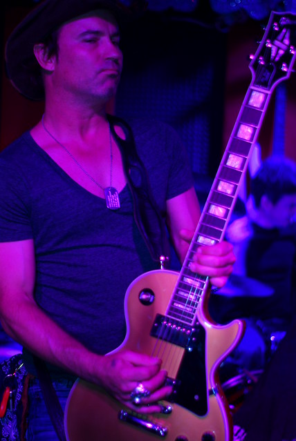 Photo:Mike Truth and the Replacement Killers, Three33, and Vallejo at Hanovers By MarkScottAustinTX