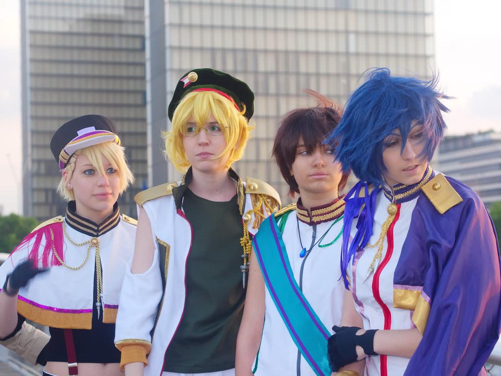 related image - Shooting Uta no Prince-sama - Paris - 2014-05-31- P1860797