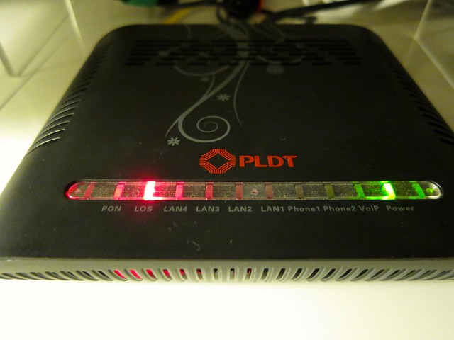 PLDT at home - defective