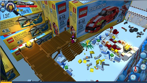 LEGO Minifigures Online: the first 15 minutes of play | Brickset