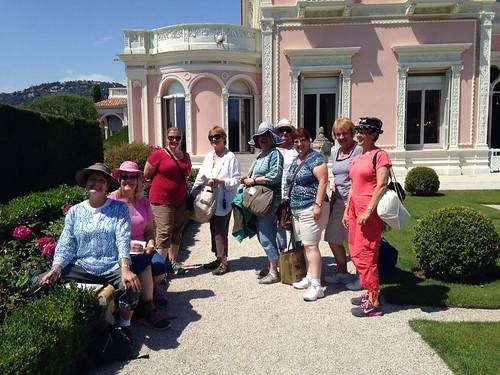 Villa Rothschild ~ France