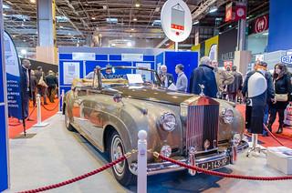 1961 Rolls-Royce Silver Cloud II Drop Head Coupé (Carrosserie Mulliner Park Ward)