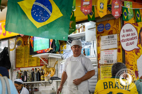 Central Market Brazil World Cup