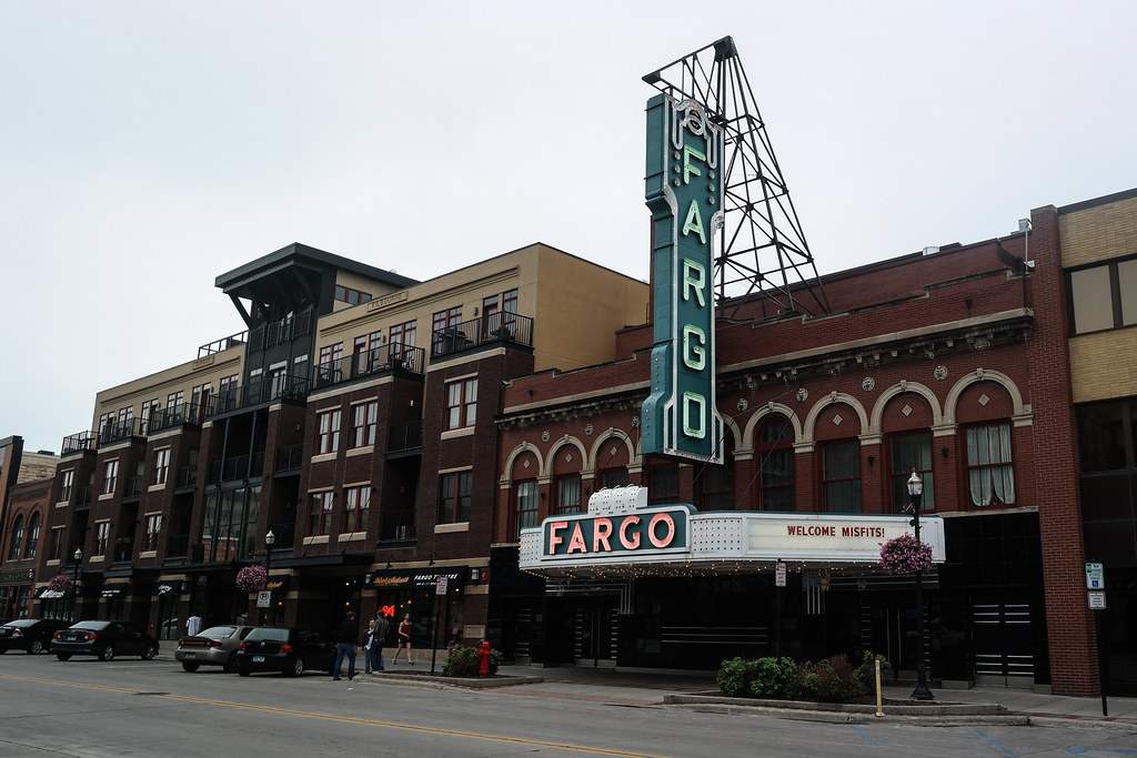 I Took My Camera For a Walk Around Fargo