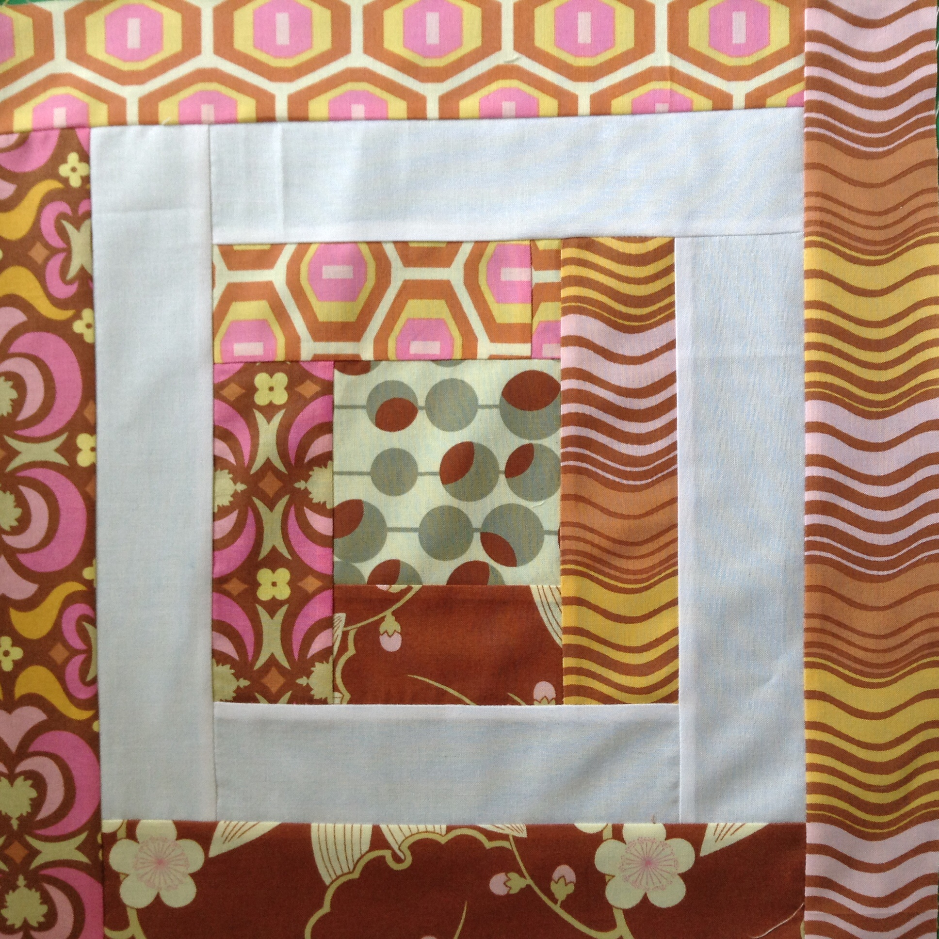Wishes Quilt along2014