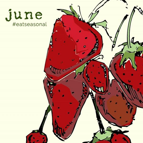 June #eatseasonal