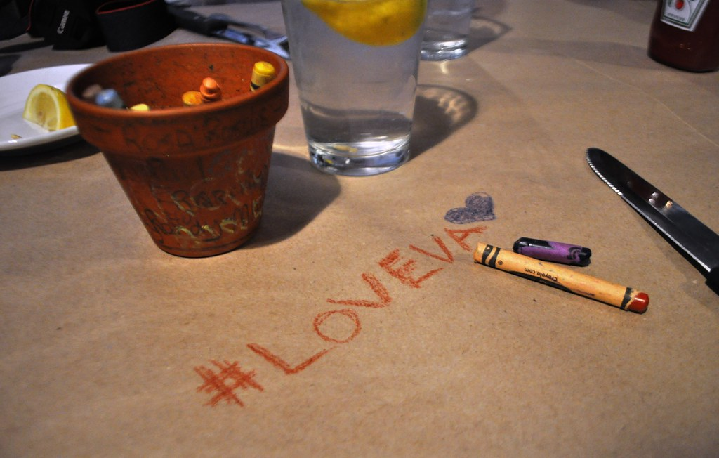 #LOVEVA - The Depot Grille, Staunton, Va., April 2014