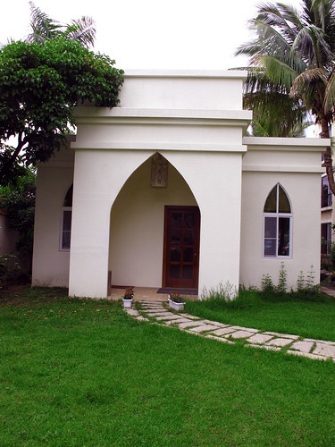 飯店內教堂建築