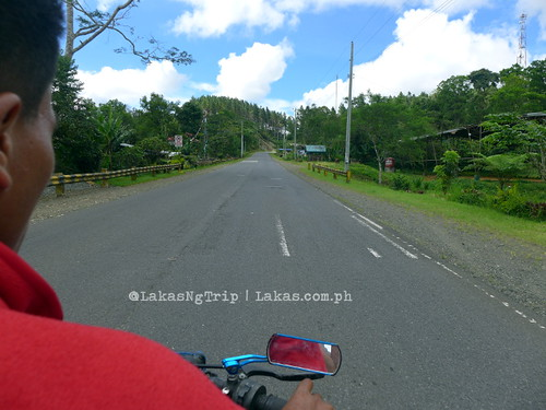 Continuing our journey. DDD Habitat Inc. at Lorega, Kitaotao, Bukidnon