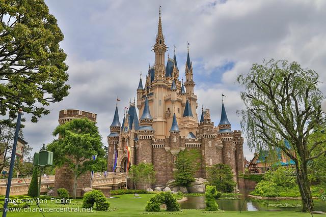Tokyo May 2014 - Cinderella Castle