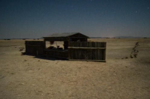 Hotsas waterhole, Namib-Naukluft park, Namibia