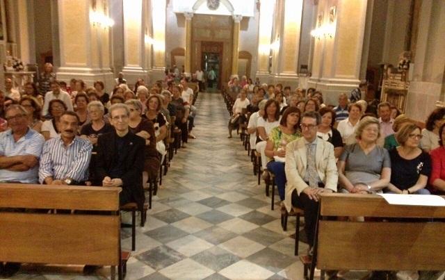 Noicattaro. Anniversario sacerdozio don Nicola Rotundo intero
