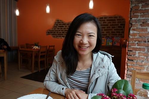 魏霞(Wei Xia)さん