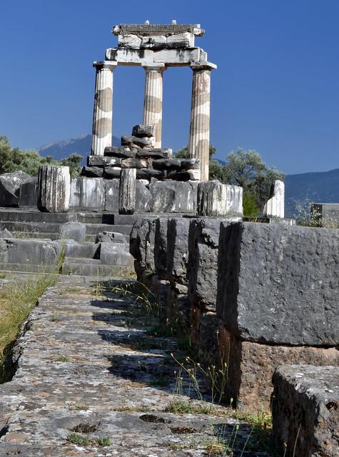 Flickriver: Photos from Tholos, Notio Aigaio, Greece