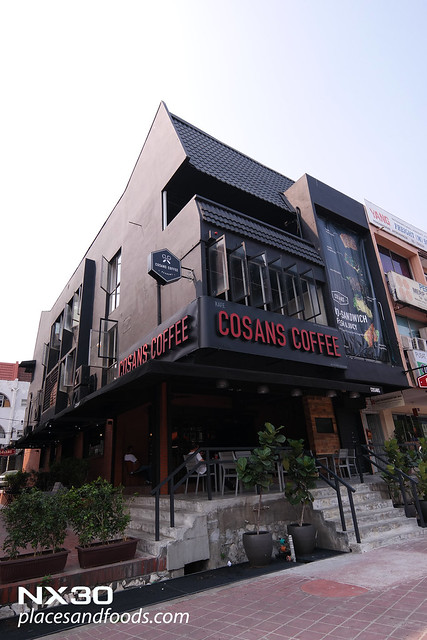 cosans coffee ss15 outlet