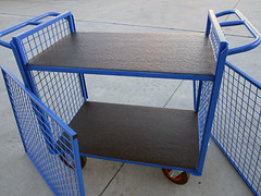 Computer Transport Trolley