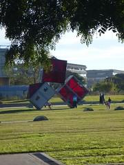 Monumento al escape (1999-2001)