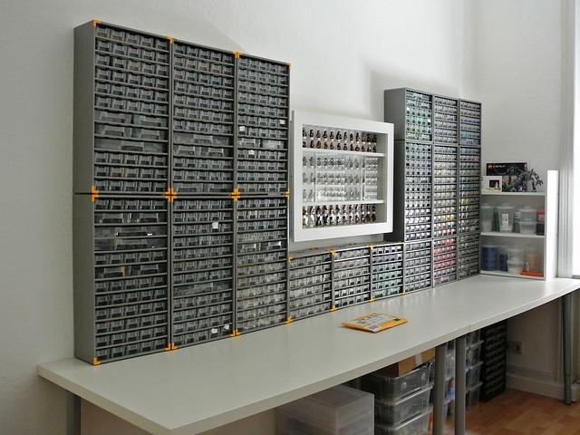 Lego Workspace