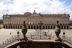 Santiago de Compostela, Praza do Obradoiro