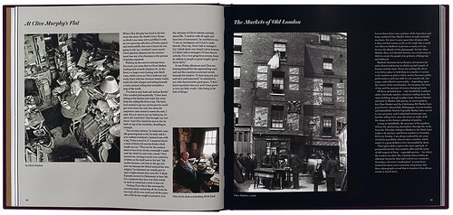 Spread from The Gentle Author's London Album (Spitalfields Life, 2013).