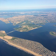 Leaving JFK this morning :)