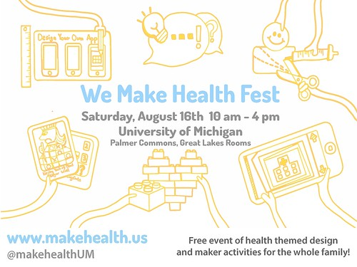 We Make Health Fest (University of Michigan)