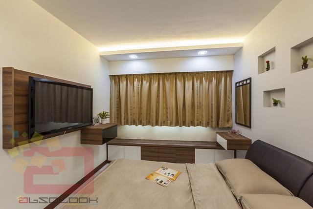 Hdb Bto 4 Room Blk 334c Yishun Riverwalk