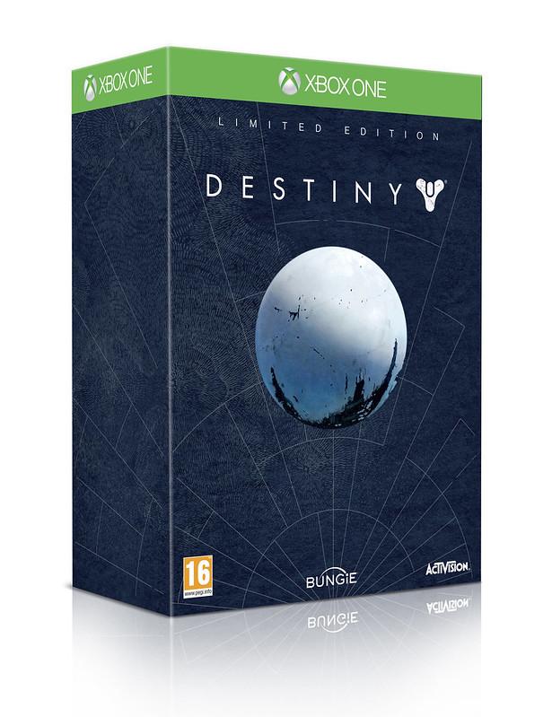 Destiny Xbox One Packshot
