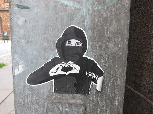 a heart ninja!